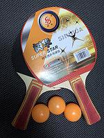 Ракетки для настольного тенниса Super Star, фото 1