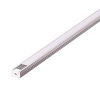 Алюминиевый профиль для светодиодных линеек с экраном