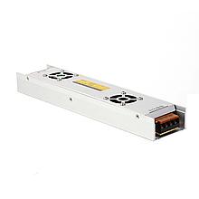 Блок питания 400W(33.3А) для светодиодной ленты (узкий) DC12V, IP20