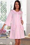 Женский трикотажный домашний халат.  Россия, фото 3