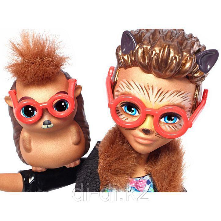 Mattel Enchantimals Игровая Кукла Хиксби Ёжик, 15 см - фото 2
