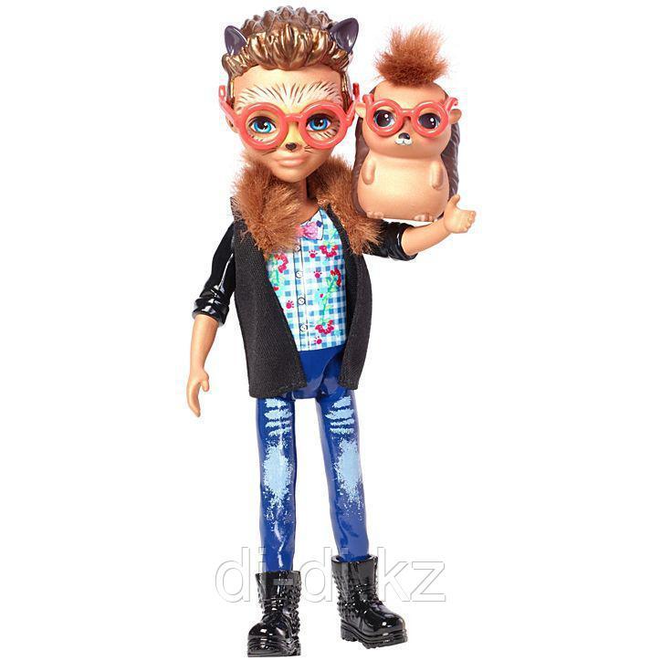 Mattel Enchantimals Игровая Кукла Хиксби Ёжик, 15 см - фото 6