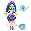 """Кукла """"Энчантималс: Морские подружки"""" - Джесса с питомцем, 15 см"""