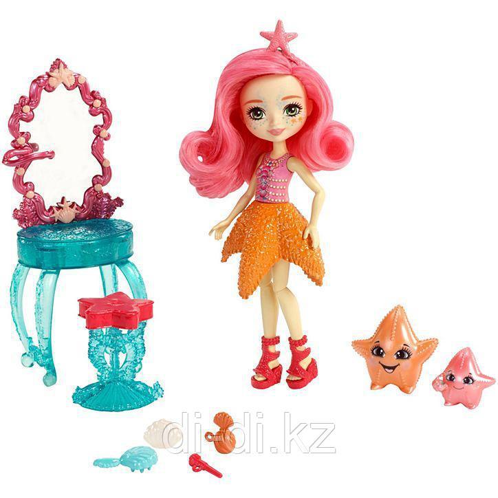 Игровой набор Enchantimals Морская Звезда Старлинг и морские звездочка Идиль