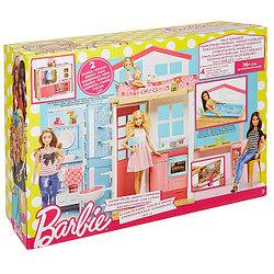 """Barbie Игровой набор """"Двухкомнатный домик Барби"""""""