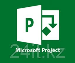 Microsoft Project 2019, один язык, для образования / Prjct 2019 SNGL OLP NL Acdmc