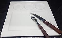 Тарелка для стейка, фото 1