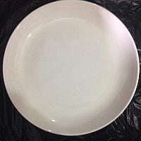 Блюдо круглое 23 см костяной фарфор