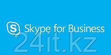 Microsoft Skype for Business 2019  (для коммерческих организаций)