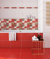 Кафель | Плитка для ванной 28[40 Гардения | Gardenia