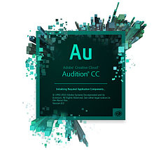 Adobe Audition CC for Teams Multiple Platforms Multi European Languages New Subscription 12 months