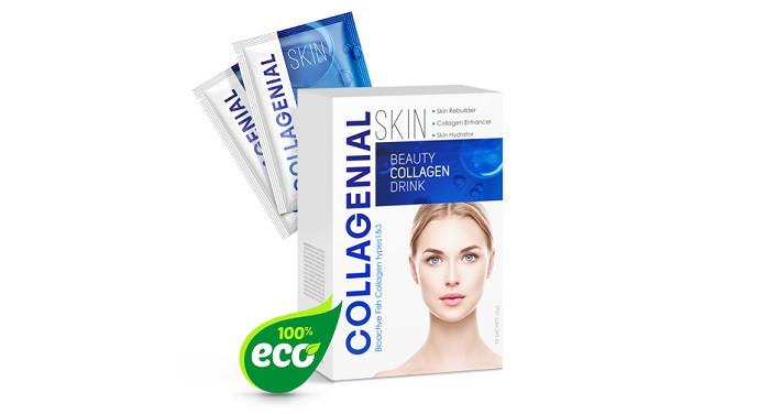Collagenial Skin (Коллагениан Скин) - саше от морщин