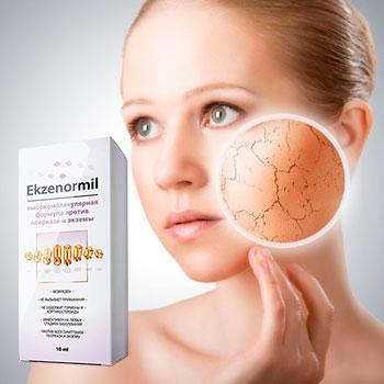 Ekzenormil (Экзенормил) - комплекс от псориаза и экземы