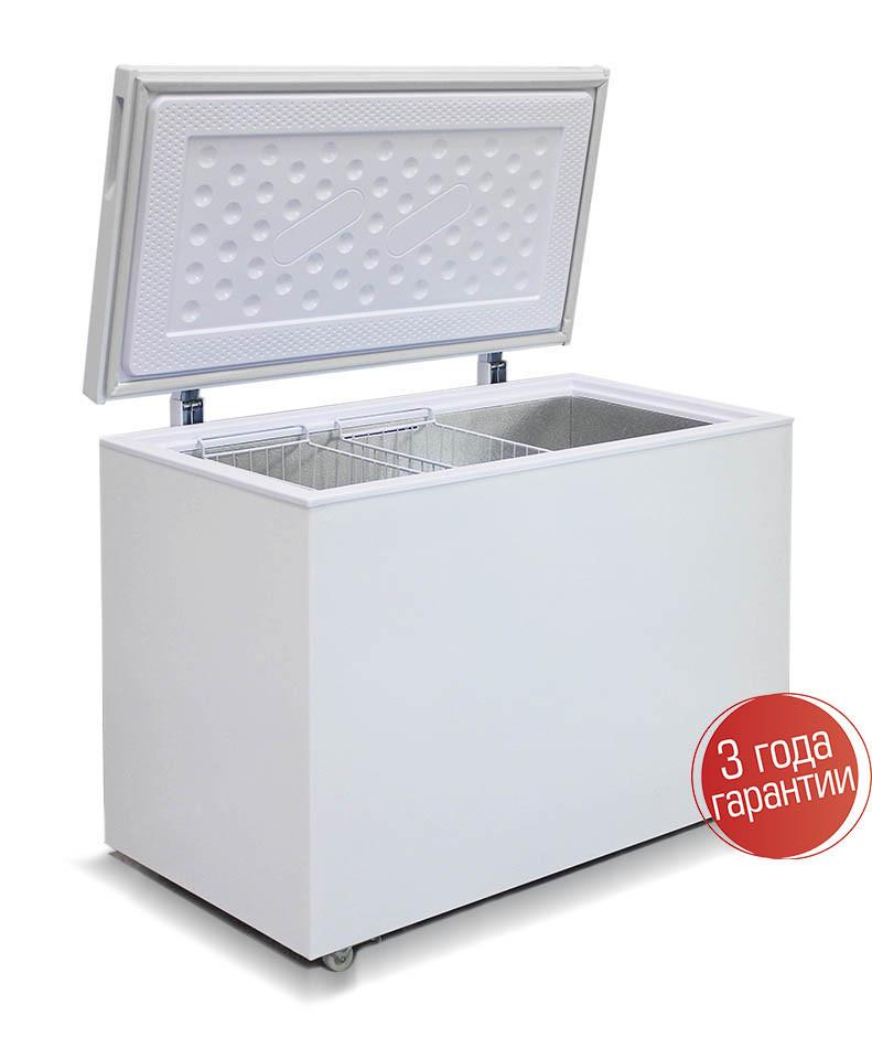 Морозильник-ларь Бирюса-355VK