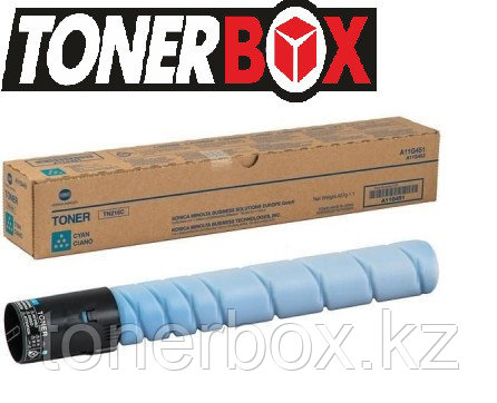KM bh C220/C280/C360 Тонер-картридж Cyan TN-216C Simitri HD