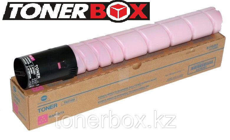 KM bh C220/C280/C360 Тонер-картридж Magenta TN-216M Simitri HD