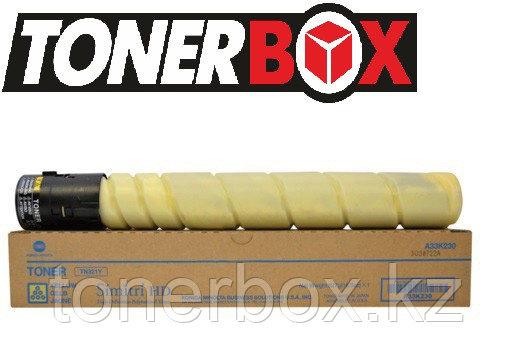 KM bh C224/C284/C364 Тонер-картридж Yellow TN-321Y Simitri HD