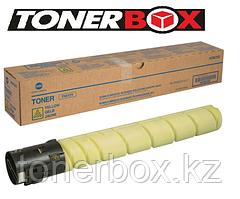 KM bh C454e/C554e Тонер картридж Yellow 512Y Simitri HD ресурс: 26 000 стр.