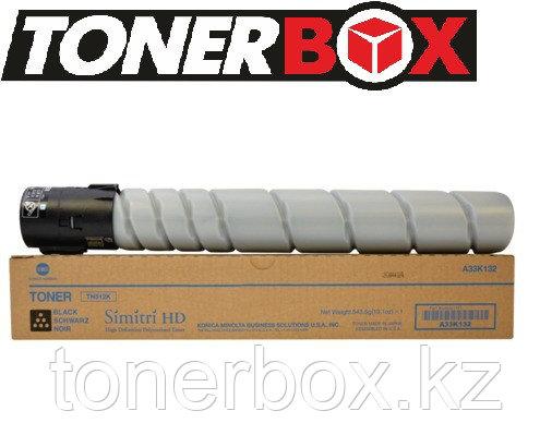 KM bh C454e/C554e Тонер картридж черный TN 512K Simitry HD ресурс: 27 500 стр.