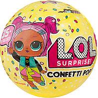 Кукла-сюрприз в шарике LOL Surprise! Серия 3 Confetti Pop