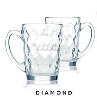 Кружка Luminarc NEW MORNING DIAMOND 320 мл