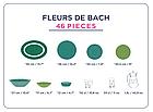 Столовый сервиз Luminarc Simply Fleurs De Bach 46 предметов на 6 персон, фото 4