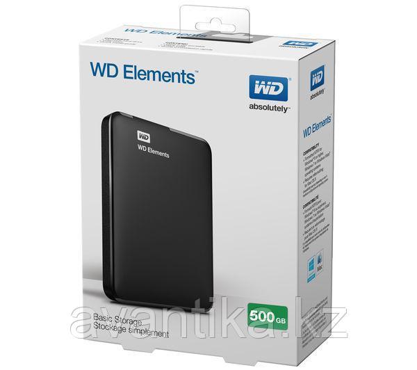 Внешний жесткий диск WD 500 - фото 1