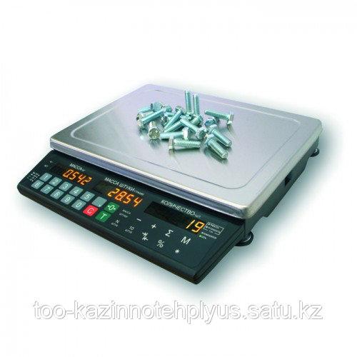 Фасовочные счётные, весы  МК-3.2-С21