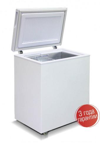 Морозильник-ларь Бирюса-155VK