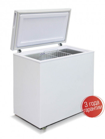 Морозильник-ларь Бирюса-210VK
