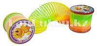 Игрушка пружинка радуга Слинки в ассортименте