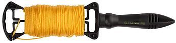 (2-06411-030) Шнур STAYER для строительных работ, на катушке, 30м