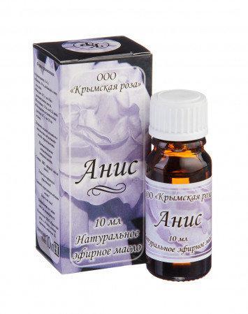 Анис, эфирное масло, 10 мл