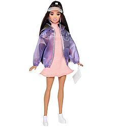 "Barbie ""Игра с модой"" Кукла Барби Шатенка #86"