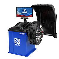 Балансировочный станок GALAXY СБМП 60/3D (синий)