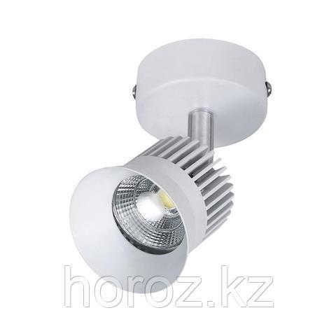 Светодиодный направляющийся светильник 5 Вт (накладной)