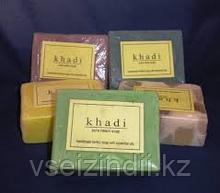 """Натуральное мыло """"Лаванда"""" Кхади (Khadi Lavender soap)"""