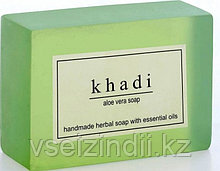 "Натуральное мыло ""Алоэ Вера"" Кхади Khadi AloeVera"