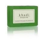 """Натуральное мыло """"Чистый ним"""" Кхади для любой кожи"""