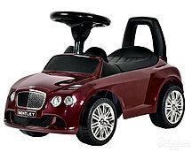 Толокар Bentley GT бордовый