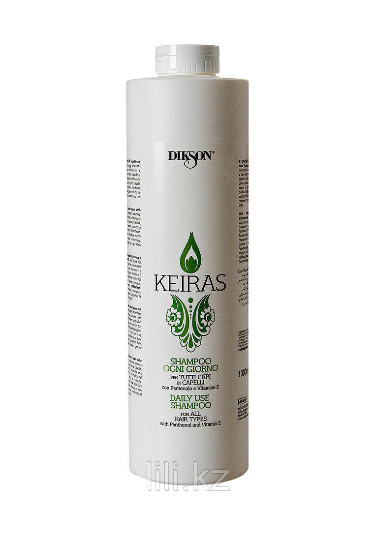 Шампунь для ежедневного применения с пантенолом и витамином Е - Dikson Keiras Shampoo Ogni Giorno 1000 мл.
