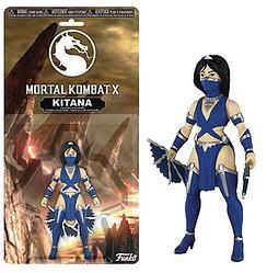 Mortal Kombat X - Китана, Funko