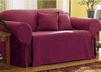 Чехлы на мягкую мебель. Пошив.