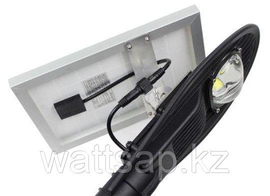 Уличный светильник с солнечной батареей ZK7105