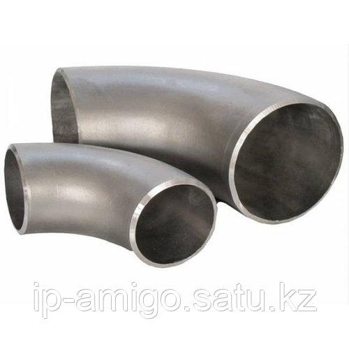 Отвод стальной кованный 90° Ду114*4