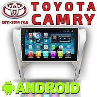 Автомагнитола AutoLine Toyota Camry (2011-2014) Android., фото 1