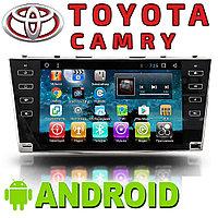 Автомагнитола AutoLine Toyota Camry с (2006-2011).Android., фото 1