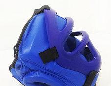 Шлем защитный для каратэ закрытый, фото 3
