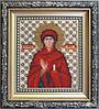 Набор для вышивки бисером Чарівна Мить Б-1056 Икона пророчица Анна