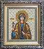 Набор для вышивки бисером Чарівна Мить Б-1076 Икона святая мученица София